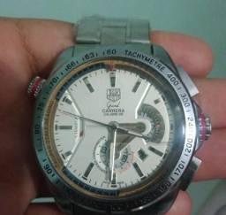64434393e1e Relógio Tag Heuer Grand Carrera calibre 36 - Bijouterias