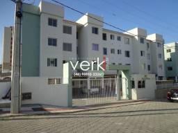 Apartamento em Biguaçu no Bairro Bom Viver com 2 Quartos, Garagem, Elevador