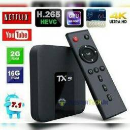 Tv Box Tx9 4k Quadcore 2gb/16gb Android 7.1