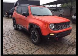 Jeep Renegade Trailhawk - 2016
