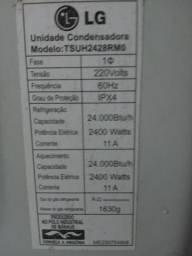 Ar-condicionado LG ArtCool de 24000btus