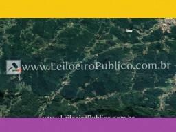 Luiz Alves (sc): Terreno Rural 334.545,30m² bfazd