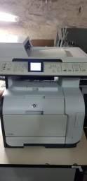 Impressora Laser HP colorida Faz transfer