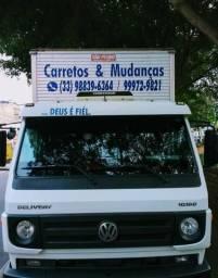 Transporte e mudança para todo o Brasil
