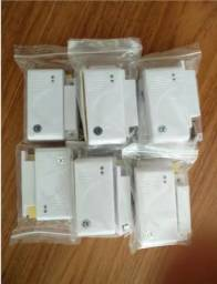 Kit 10 sensores sem fio 433mhz porta ou janela