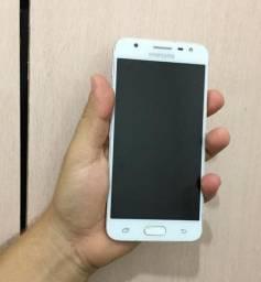 Samsung J5 com 32 GB até 12x no cartão