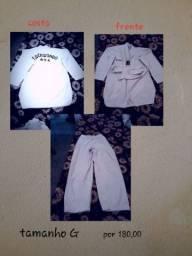 Roupa Taekwondo