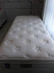 Cama Box   Simmons Miami Novo