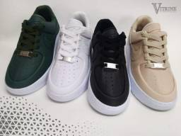 Tênis Nike Air Force 1 Sage Lace XX Feminino - Atacado - Revenda