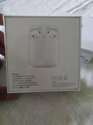 Fone bluetooth modelo Apple Airpods 2