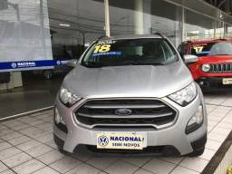 Ecosport 1.5 Se Flex Manual 17/18 - Prata - 2018