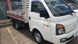 Hyundai HR 2014 Diesel Branca com Carroceria - 2014