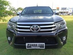 Hilux srx 2.8 diesel - 2017