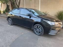 Toyota corolla GLi 1.8 - couro/rodas/Multimidia