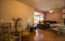 Vendo apartamento 2 dormitórios semimobiliado em ótima localização