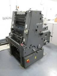 Impressor para offset GTO 46