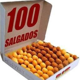 SALGADOS A PRONTA ENTREGA