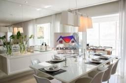 Apartamento com 4 dormitórios à venda, 142 m² - Santa Fé - Campo Grande/MS