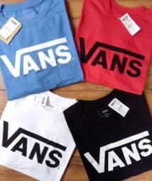 Camisetas Vans Classic (Originais)