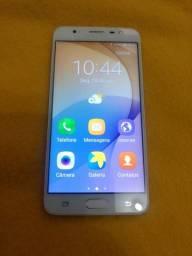 Samsung J5 Prime Rose 32GB em otimo estado Whats na descrição