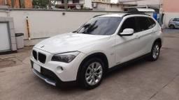 BMW X1 Sdrive 18I 2012 Branca, Completa, Excelente Estado, 04 Pneus Novos !