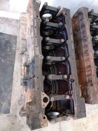Bloco motor MWM X10 x12 6 cil