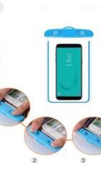 Capa de celular a provar d'água