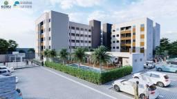 Apartamento financiado bairro Padre Romualdo, Caucaia / CE, 2 e 3 dormitórios, 1 suíte