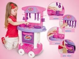 Cozinha Infantil Grande Cotiplás