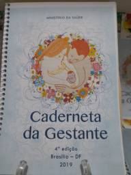 Caderneta de gestante