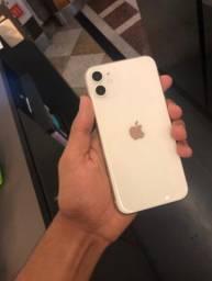 IPhone 11 128GB Branco 1 mês