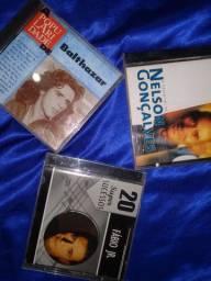 Coleção. Com. 10 cds variados