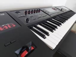 Vendo teclado Roland FA06 wokstation NOVÍSSIMO!!!