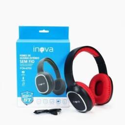 Fone Bluetooth Stereo Inova Fon-6702