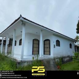 Casa com 4 dormitórios para alugar por R$ 2.000/mês - Aeroporto - Bayeux/PB