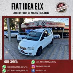 Fiat Idea ELX 1.4 mpi Fire Flex 8V 5p 2010 Flex