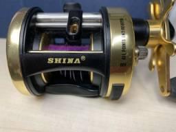 Carretilha Shina - Precision Deluxe 600