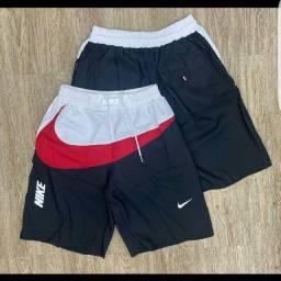 Bermuda Nike impermeável refletiva