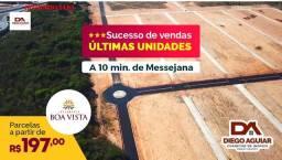 Título do anúncio: !! Loteamento Boa Vista >> faça seu melhor investimento !!