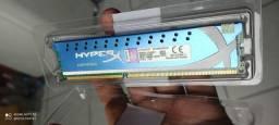 Memória DDR3 Kingston Hyper X Genesis 4GB