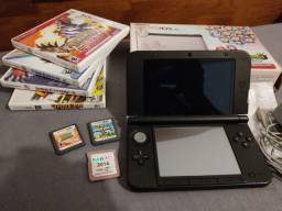 Nintendo 3DS XL + JOGOS
