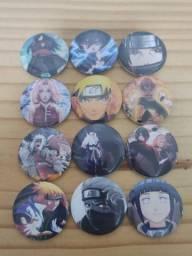 Bottons Naruto