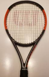 Raquete de Tênis Infantil - Wilson Burn 26S