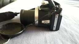Câmera fotográfica.