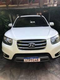Hyundai Santa Fe 12/13 branca