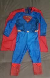 Fantasia Infantil Super Homem(Superman) Tam P usada somente 1x