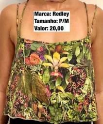 Cropped Redley (Detalhe nas Costas)
