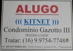 Alugo Kitnet mobiliada...