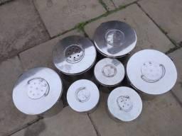 Lote de tambor para gaze e algodão (somente venda)