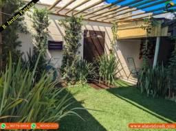 Casa no Jardim Patricia em Uberlândia - MG